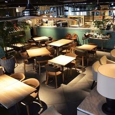 ボンダイズ BONDIS OCEANCLUB 新百合ケ丘店の雰囲気1