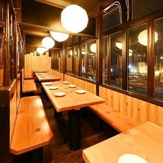 北海炉端&大阪串カツ うまいもん食道 金山店の特集写真