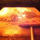 薪窯を使用して高温でいっきに焼き上げるピッツァは絶品