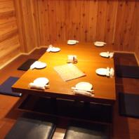 予約必須の個室