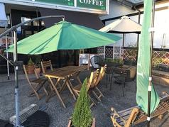 クローバーカフェ&ベーカリーの雰囲気1