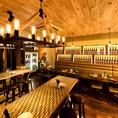 日本酒も飲み放題付きの宴会コースは3500円からご用意しております!