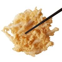 【季節限定】白魚かき揚げ