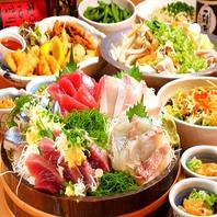 各種宴会におすすめのコース料理がございます。