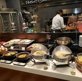 イタリアンやサラダ、フェア限定メニュー、デザートまで種類豊富のお料理をご用意♪♪※画像は一例です