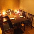 6名様テーブル席