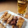 料理メニュー写真おまかせ串焼き 5本