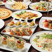 イタリアンをベースにした内容充実のお料理で宴に華を添えます。心込めて作られ、テーブルに並ぶ美しいお料理は、お客様に大変ご好評頂いております。