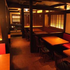 串の坊 大阪法善寺本店の雰囲気3