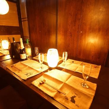 黒毛和牛焼肉食べ放題 TAJIRI 神戸三宮店の雰囲気1