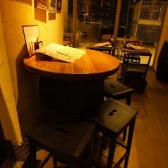 こちらは人気のテーブル席です♪