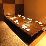 個室で味わうA5ランク…~特選盛2980円/上盛2380円
