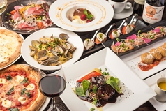 cucina BELLINO クッチーナ ベッリーノのコース写真