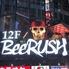 Bee RUSH 難波店のロゴ