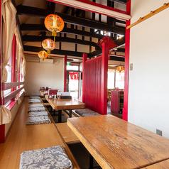 中華料理 帰郷 古賀店の雰囲気1