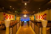 立食時最大収容250人!宴会やパーティーなど、貸切利用に最適♪ラグジュアリーな空間が大人気です♪