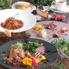 イタリアンレストラン クレイドのコース写真