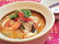 料理メニュー写真トムヤムクン(海老の酸っぱいスープ) S/L