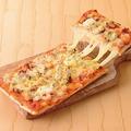 料理メニュー写真プレミアムシーフードPizza