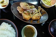 若鶏の唐揚げユーリンチーソース