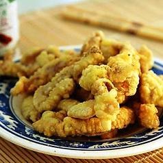 料理メニュー写真豚肉のカラアゲ