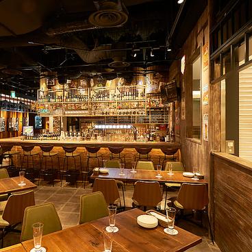 クラフトビールタップ ヨドバシ梅田店の雰囲気1