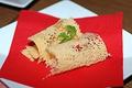 料理メニュー写真パルメザンチーズのパリパリ焼き