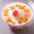 料理メニュー写真九フン特製デザート
