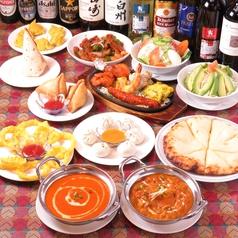 インド料理 メハマン 馬橋店の写真