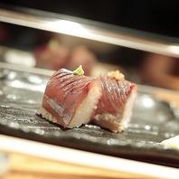 魚はすべて国産の天然物を使用