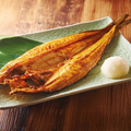 料理メニュー写真『北海道産』真ほっけ開き