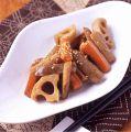 料理メニュー写真寅福の根菜のきんぴら煮