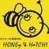 ハニーアンドハッチ HONEy&HaTCHI 立町店のロゴ