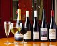 ワインは個性豊かさとリーズナブルをテーマに仕入れています!