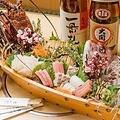 料理メニュー写真大船盛り(6人前~要予約)