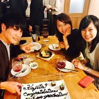 誕生日×女子会×横浜はアメリカンビストロで♪