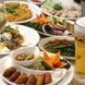 人気の飲放付コースは4300円~!料理のみのコースも有り