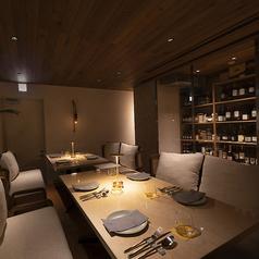 ALAN modern peruvian&open bar ステーキの雰囲気1