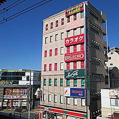 ビッグエコー BIG ECHO 綾瀬駅前店 カラオケの外観2