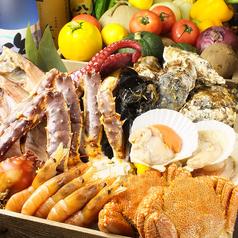 北海道食市場 丸海屋 パセオ店のコース写真