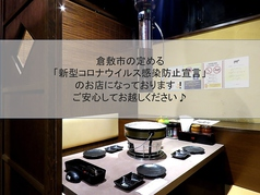 肉屋の本格焼肉 和平 倉敷笹沖店の雰囲気1