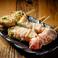 【串市場】大山どり以外にも美味しい串焼きを厳選。オリジナルの変わり串をお楽しみください