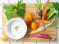 料理メニュー写真野菜のバーニャカウダ風