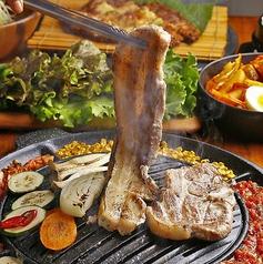 韓国料理 デヤジの雰囲気1