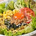 料理メニュー写真【御当地】北海道発祥 ラーメンサラダ