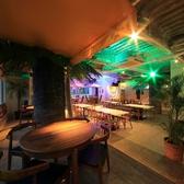 ◆7Fの店内◆7Fはハワイアンフロア!開放的空間に癒されて下さい!
