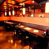 プライベート空間を大切にする「北の家族」 テーブル席も豊富にご用意!