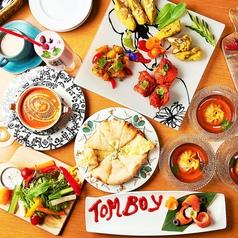 トムボーイ TOMBOY 渋谷道玄坂店のおすすめ料理1