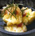 料理メニュー写真名物 モッツァレラチーズの揚げだし