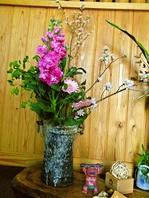 季節を感じさせる花